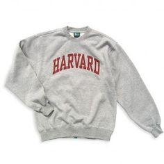 Harvard Sweatshirt - Classic (Grey) - Sweatshirts - Harvard