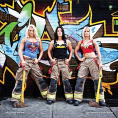 The 2014 Toronto Fire Fighter Calendar is now on sale! It supports the Fire Fighters' Cancer Research Fund at The Princess Margaret. This is the month of October.