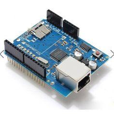 Ethernet Shield Module W5100 Micro SD Card Slot For Arduino UNO,MEGA   R189