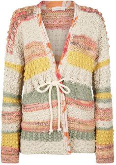 Etro Crochet Cardigan