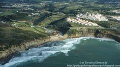 A Terceira Dimensão - Fotografia Aérea: Praia de Ribeira d'Ilhas