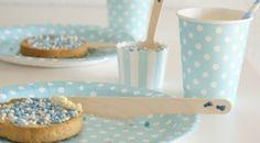 kraamfeest jongen babyblauw