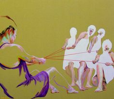 View Cristina Troufa's Artwork on Saatchi Art. Find art for sale at great prices from artists including Paintings, Photography, Sculpture, and Prints by Top Emerging Artists like Cristina Troufa. Figure Painting, Painting & Drawing, Cristina Troufa, Contemporary Art Artists, Kunst Online, Ap Studio Art, A Level Art, Wow Art, Art Sketchbook