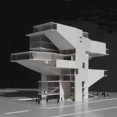 Tercer Lugar en Concurso público del diseño de nueva cinemateca distrital de Bogotá / Colombia
