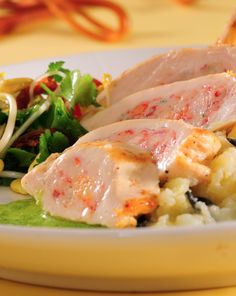 PATAGONIAN KING CRAB STUFFED CHICKEN BREAST