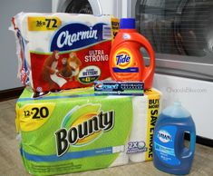 Stock up and Save at Walmart with fabulous prices on P&G products, paired with Ibotta offers!