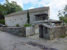 Village Vizitsa in Mount Pelion Greece, Explore, Country, Places, Beautiful, Home Decor, Greece Country, Decoration Home, Rural Area