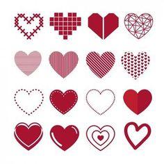 Coleção de coração