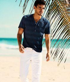 Summer men's style! #menswear