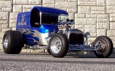 1923 t bucket | 1923 C-Cab T-Bucket – Lots of Chrome