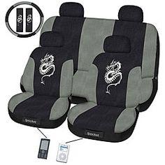 Dragon 11-piece Seat Cover Set