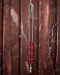 Larry Smith Combination. (made in japan, silver, turquoise, beads, squash blossom)