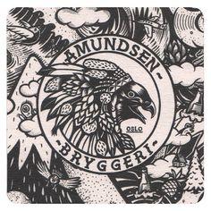Amundsen Bryggeri  #amundsenbryggeri #norwegianbeer #beer