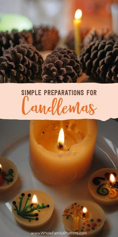 What is Candlemas and how can you create a Candlemas Tradition in your family? *pin this post to read later*