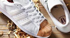 Afew x Ivan Beslic Wooden Shell Toe adidas Superstars