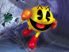 Pac-Man SSB Wallpaper by Glench on DeviantArt