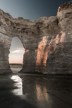 After The Rain, Monument Rocks National Natural Landmark, Kansas | Jason Wallace Photo