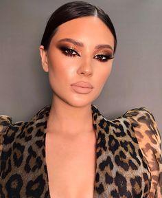 Fancy Makeup, Makeup Eye Looks, Creative Makeup Looks, Colorful Eye Makeup, Gorgeous Makeup, Bronze Eye Makeup, Nude Makeup, Glam Makeup, Beauty Makeup