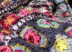 clothogancho, french blog, most amazing crochet queen.