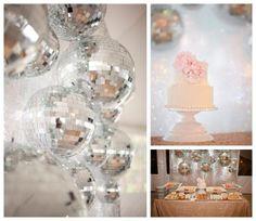 Eine funkelnde und stimmungsvolle Hochzeit | Friedatheres