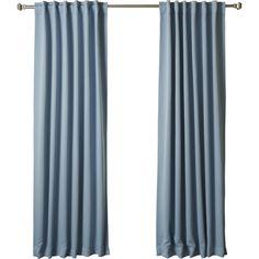 Found it at Joss & Main - Blackout Rod Pocket Curtain Panel