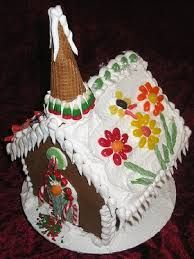 unusual gingerbread houses - Google Search