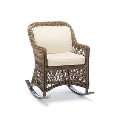 Hampton Rocker Chair with Cushions