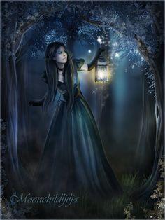 Night Dragonfly's by *moonchild-ljilja on deviantART