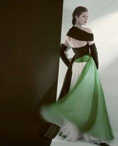 Photo by Horst P. Horst, 1952