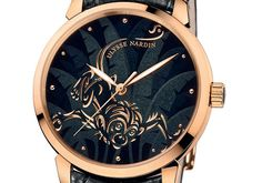 """Ulysse Nardin """"The Year of Monkey"""" Classico Gold Watch, Only 88 pieces! Dandy, Gold Watch, Watches, Accessories, Wristwatches, Dandy Style, Clocks, Jewelry Accessories"""
