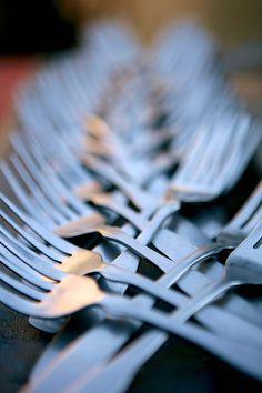 Fork Art #forkandcork