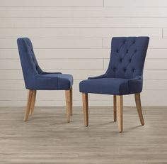 Elodie Tufted Side Chair