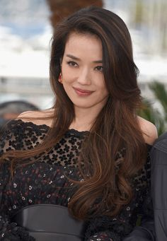 Shu Qi's Long Wavy Cut - The Most Gorgeous Hairstyles From Our Favorite Celebrities - Photos