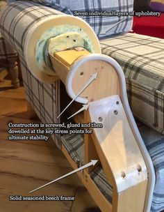 how to build a chesterfield sofa - Google Search
