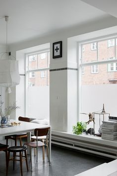 my scandinavian home: A Swedish home in a former shop