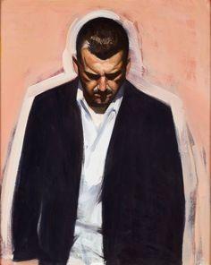 Stephen Conroy   Study for Self-Portrait 1