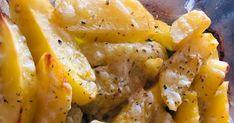 Πατάτες φούρνου αλλιώς και ΘΕΙΚΕΣ !!! ΤΙ ΚΑΝΟΥΜΕ Ξεφλουδίζουμε πλένουμε κόβουμε πατάτες και τς βάζουμε να βράσουν για 30' . Κατεβάζο... Mashed Potatoes, Ethnic Recipes, Food, Whipped Potatoes, Smash Potatoes, Essen, Meals, Yemek, Eten