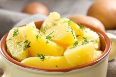 7 советов для приготовления вкусного картофеля