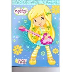 By Strawberry Shortcake 199 Each Book Has 96 Total Pages For Coloring And Activities Ages 3 Up