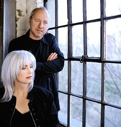 Picture of Mark Knopfler & Emmylou Harris