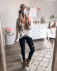 Nordstrom Anniversary NSALE 2018 Fall Outfit Source by sofialattanze ideas moda 2018 Fall Outfits 2018, Cute Fall Outfits, Fall Winter Outfits, Spring Outfits, Cool Outfits, Casual Outfits, Fall Dress Outfits, Christmas Outfits, Casual Attire