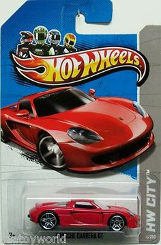 73 best h for hot wheels images on pinterest hot wheels cars cars porsche carrera gt hot wheels 2013 hw city 4250 red publicscrutiny Images