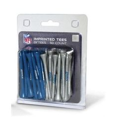 Detroit Lions 50pk Golf Tees