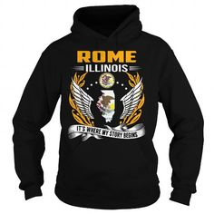 Rome, Illinois - Its Where My Story Begins #name #tshirts #ROME #gift #ideas #Popular #Everything #Videos #Shop #Animals #pets #Architecture #Art #Cars #motorcycles #Celebrities #DIY #crafts #Design #Education #Entertainment #Food #drink #Gardening #Geek #Hair #beauty #Health #fitness #History #Holidays #events #Home decor #Humor #Illustrations #posters #Kids #parenting #Men #Outdoors #Photography #Products #Quotes #Science #nature #Sports #Tattoos #Technology #Travel #Weddings #Women