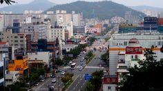 Etelä-Korea: Mokpo | Tukikohtana Bangkok