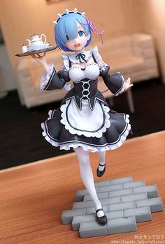 1/7th Scale Rem (Re:ZERO -Starting Life in Another World-) – Kahotan's Blog | GOOD SMILE COMPANY