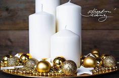 Vánoční perníčky recept a zdobení - Kreativní Techniky Candle Sconces, Pillar Candles, Wall Lights, Instagram, Decor, Go To Sleep, Appliques, Decoration, Decorating