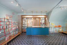 Farmacia de los austrias
