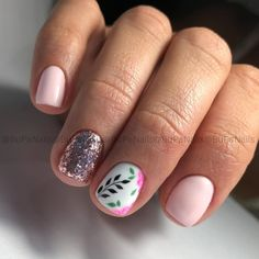 Latest Acrylic Nails for the ladies of class in the society . Nails Only, Love Nails, Fun Nails, Semi Permanente, Rose Gold Nails, Pretty Nail Art, Shellac Nails, Bridal Nails, Cute Acrylic Nails