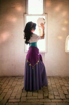 Elsmarelda from The Huntchback of Nortra Dame